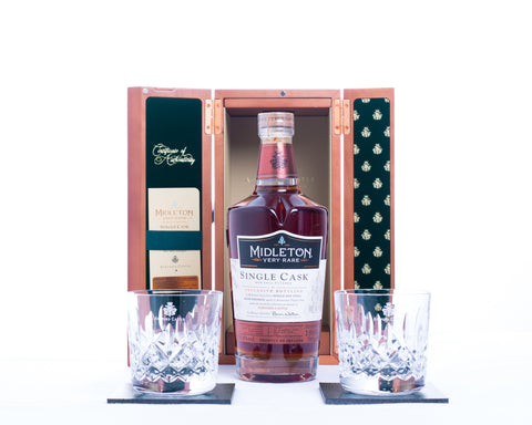Ashford Castle 20 year Old  Rare Whiskey Signature Set