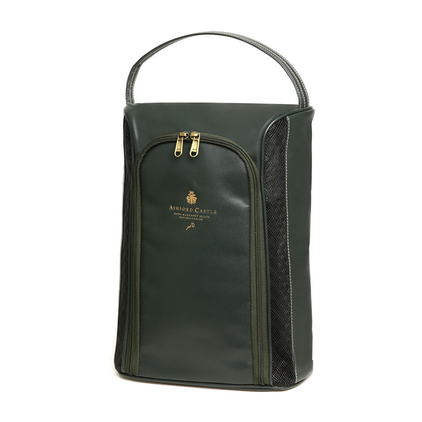 Ashford Castle Leather Golf Bag