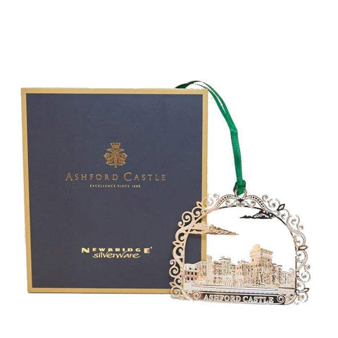 Ashford Castle Newbridge Silverware Christmas Decoration