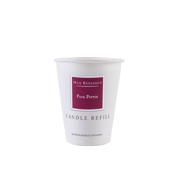 Max Benjamin - PINK PEPPER LUXURY NATURAL CANDLE REFILL