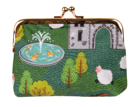 Ashford Castle Quirky Sheep - Clip Purse
