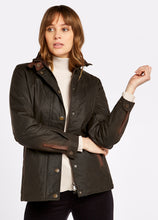 Load image into Gallery viewer, Dubarry Ladies Mountrath Waxed Jacket