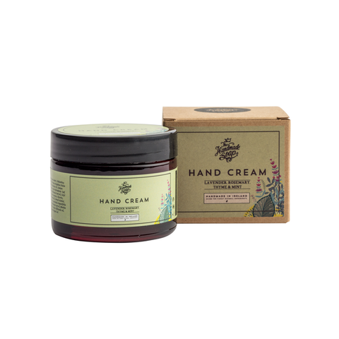 Handmade Soap Company - Hand Cream (50ml)