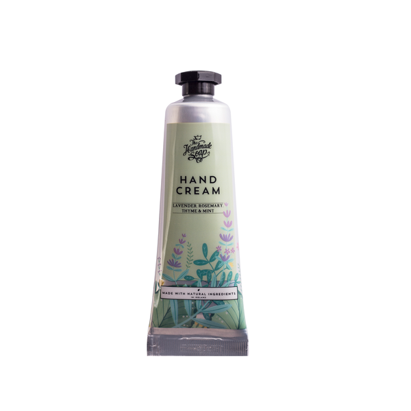 Handmade Soap Company Hand Cream Tube (30g)