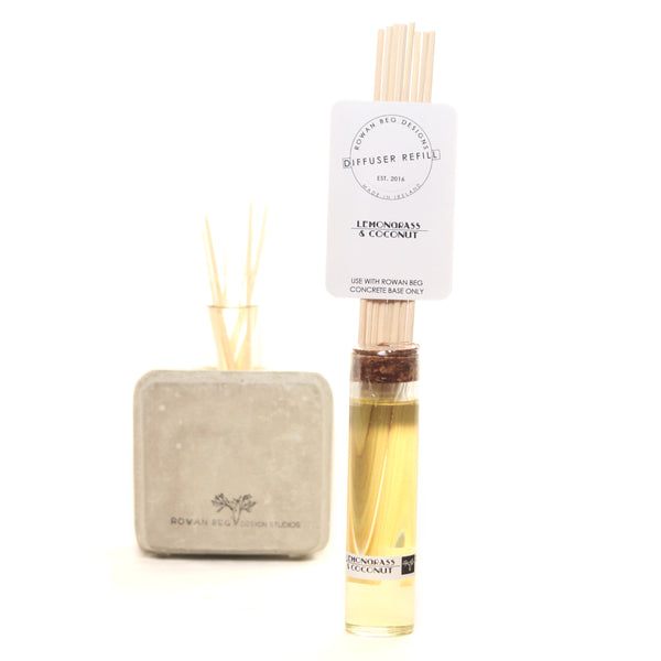 Urban Diffuser & Refill Pineapple & Ginger