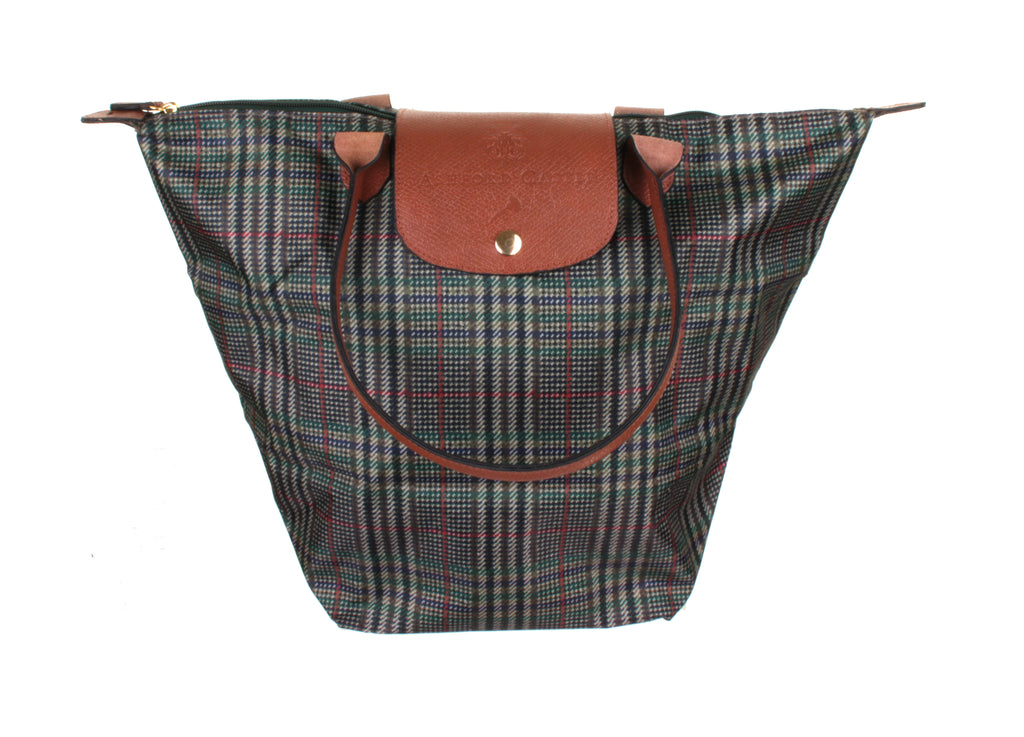 Ashford Castle Tartan - Travel Bag