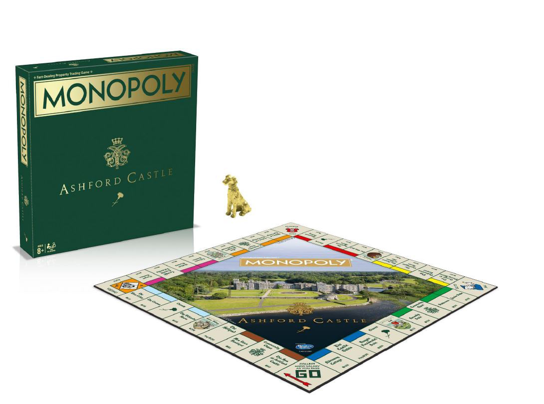 Ashford Castle Monopoly Board Game