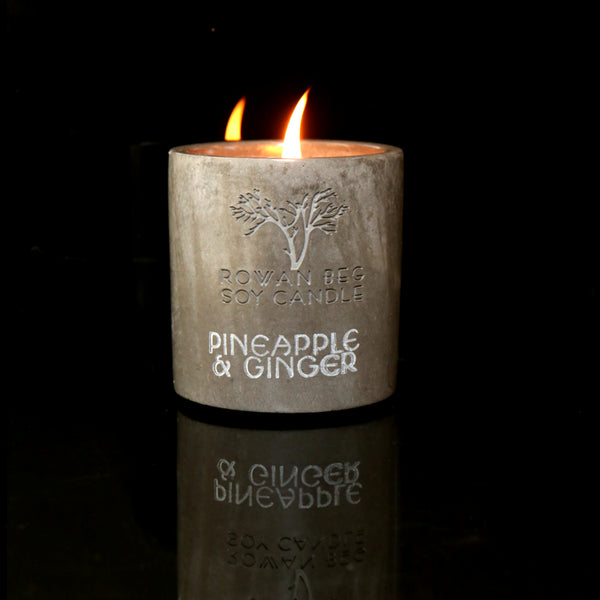 Urban Candle Pineapple & Ginger