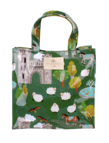 Ashford Castle Quirky Sheep - Small Vinyl Bag