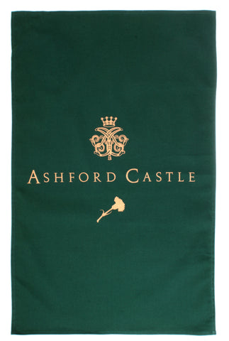 Ashford Castle Green - Tea Towel
