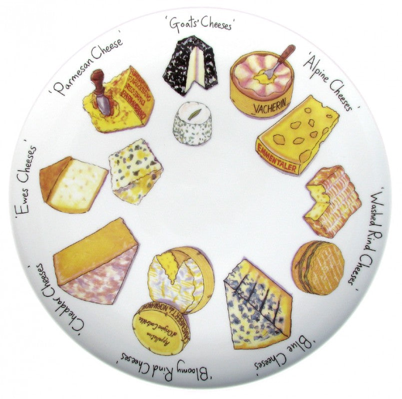 Richard Bramble 30cm Cheese Platter