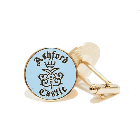 Ashford Castle Crested Cufflinks