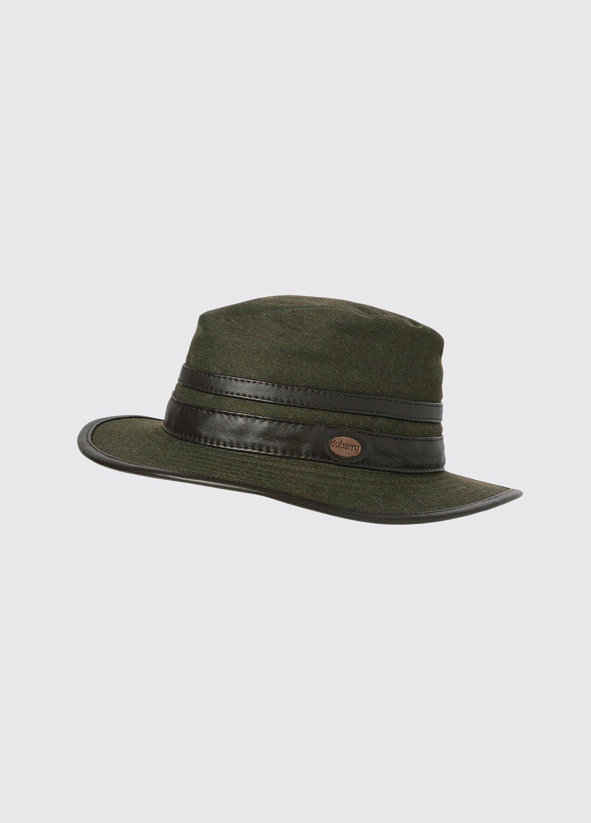 Dubarry Ladies Butler Hat - Olive