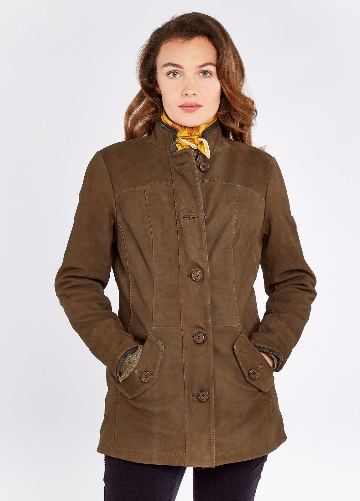Dubarry Ladies Joyce Jacket - Walnut