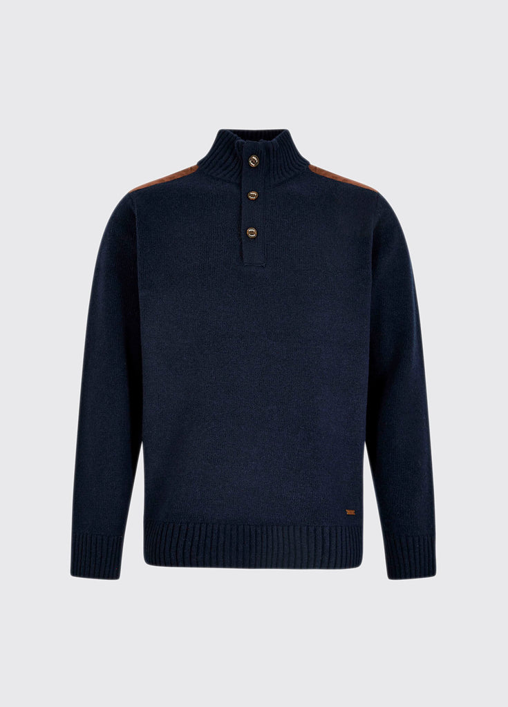 Dubarry Men's Lambert Sweater - Navy