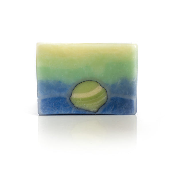 BARESSENTIAL BEAUTY BAR JASMIN, LIME & GRAPEFRUIT