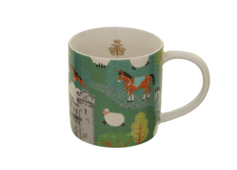 Ashford Castle Quirky Sheep - Mug