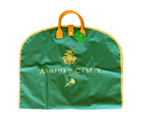 Ashford Castle Green - Suit Bag