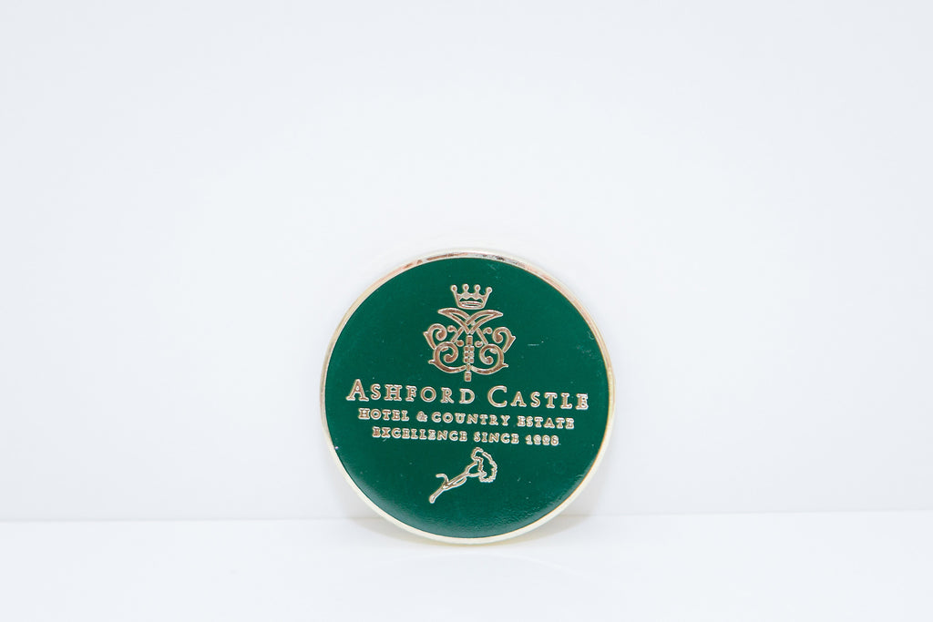 Ashford Castle Golf Ball Marker