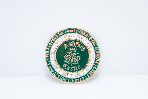 Ashford Castle Golf - Ball Marker