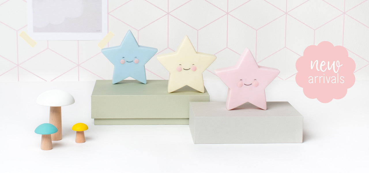 Twinkle Star Night Lights