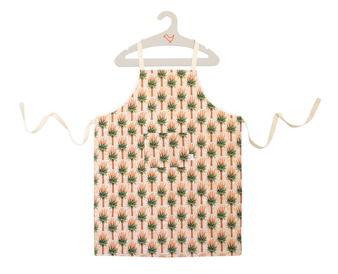 African Aloes Chef Apron