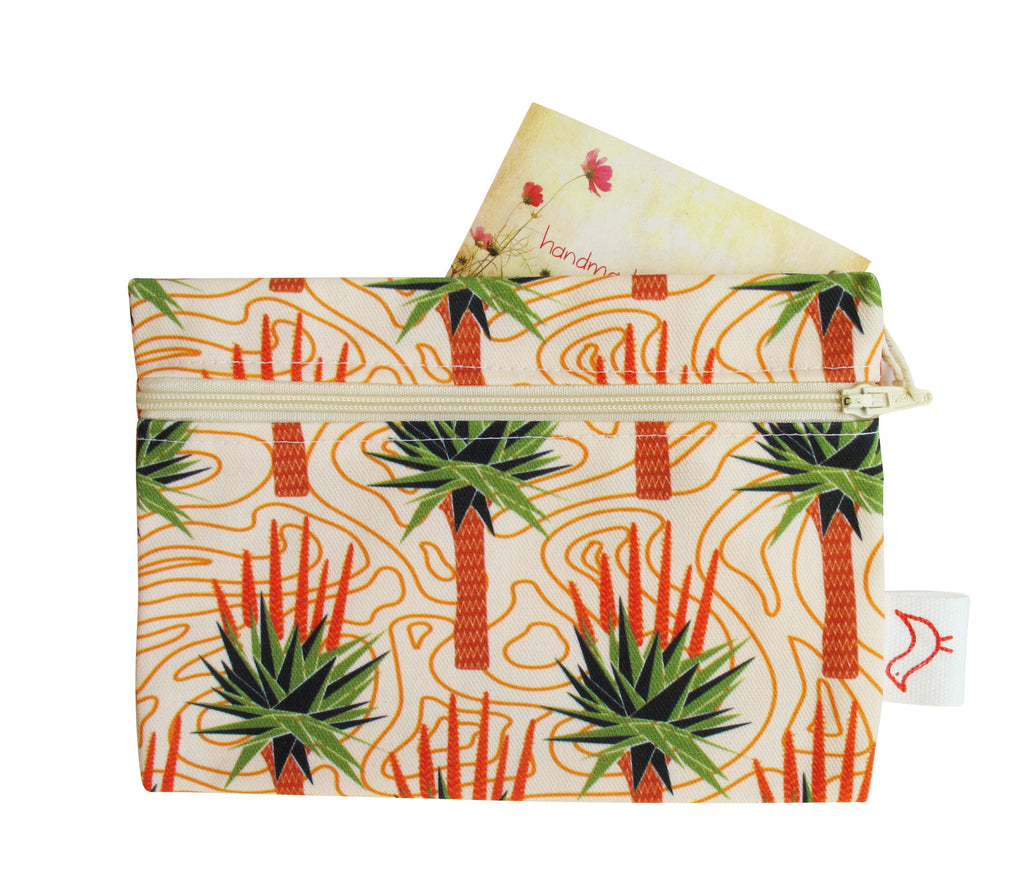 African Aloes Purse