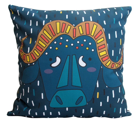 Big 5 BUFFALO Cushion Cover