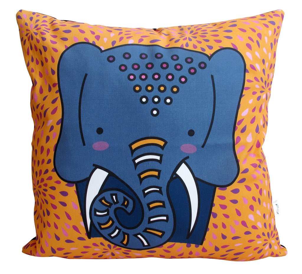 Big 5 ELEPHANT Cushion Cover
