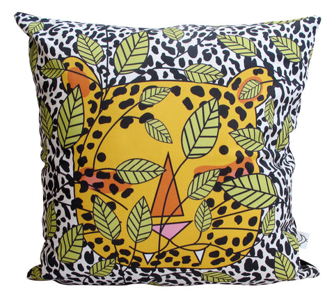 Big 5 LEOPARD Cushion Cover