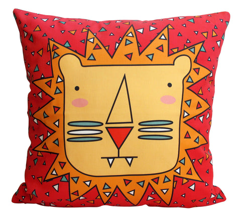 Big 5 LION Cushion Cover