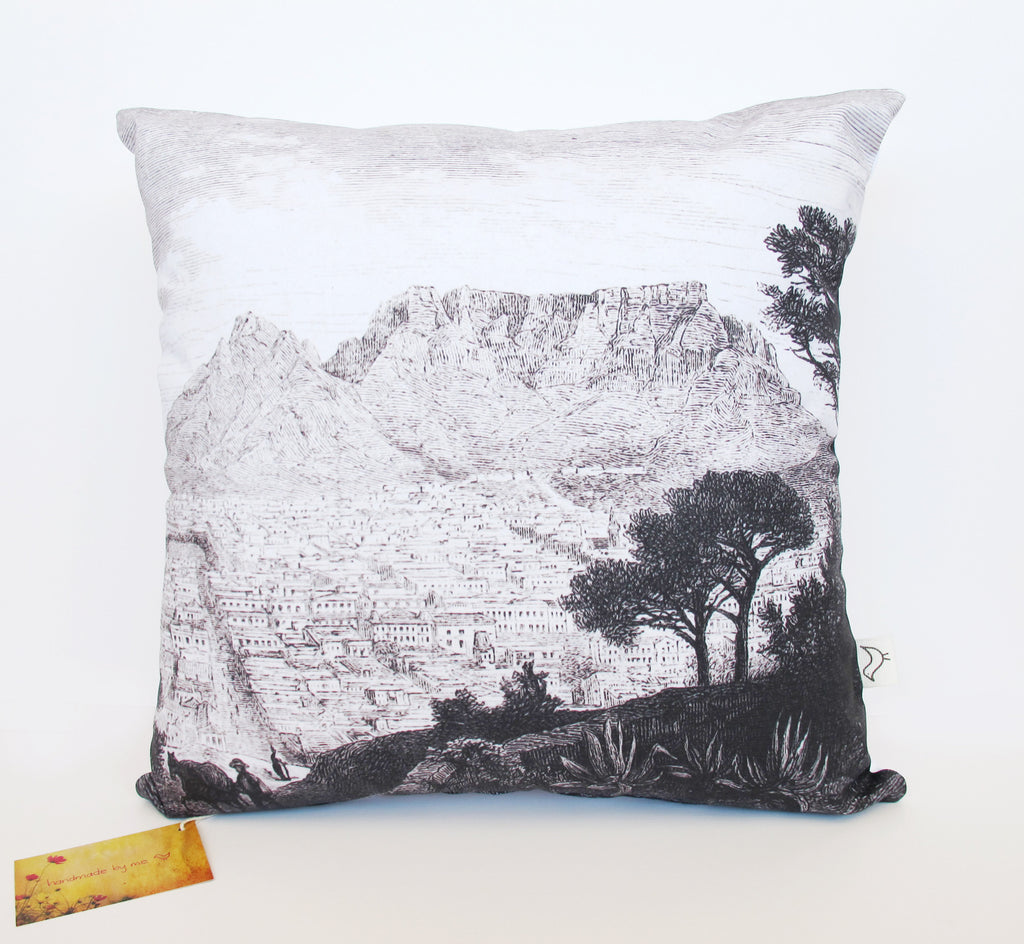 Cape Town Cushion Cover
