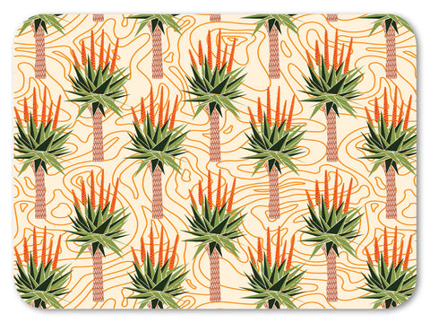 African Aloes Chopping Board