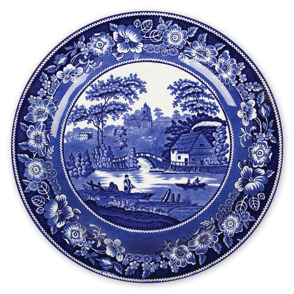 Delft Plate Placemats (set of 4)