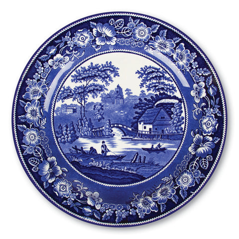 Delft Plate Pot Stand