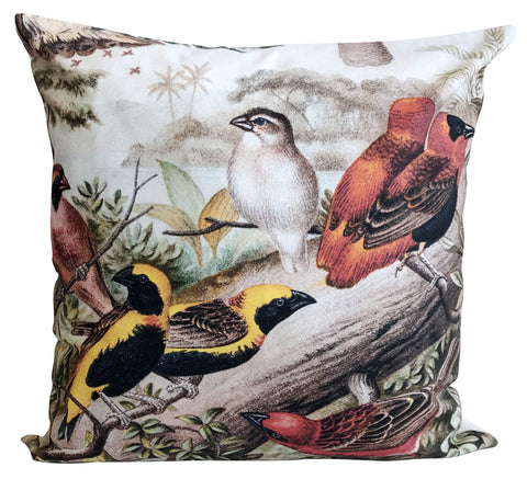 Fauna Cushion Cover