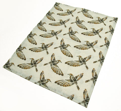 Fly Away Birds Fabric