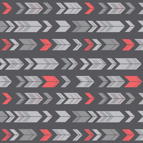 Geometric Arrows Wallpaper