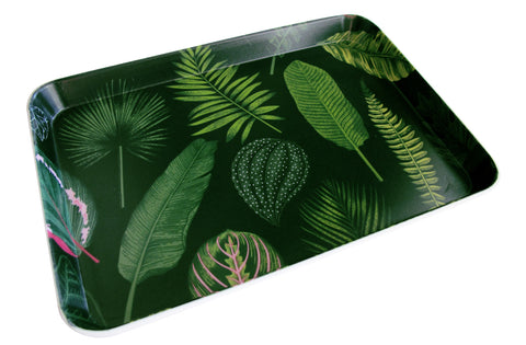 Foliage on Green Tray MINI