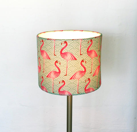 Small bedside/desk lampshade - various designs