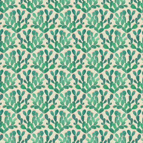 Prickly Pears Fabric