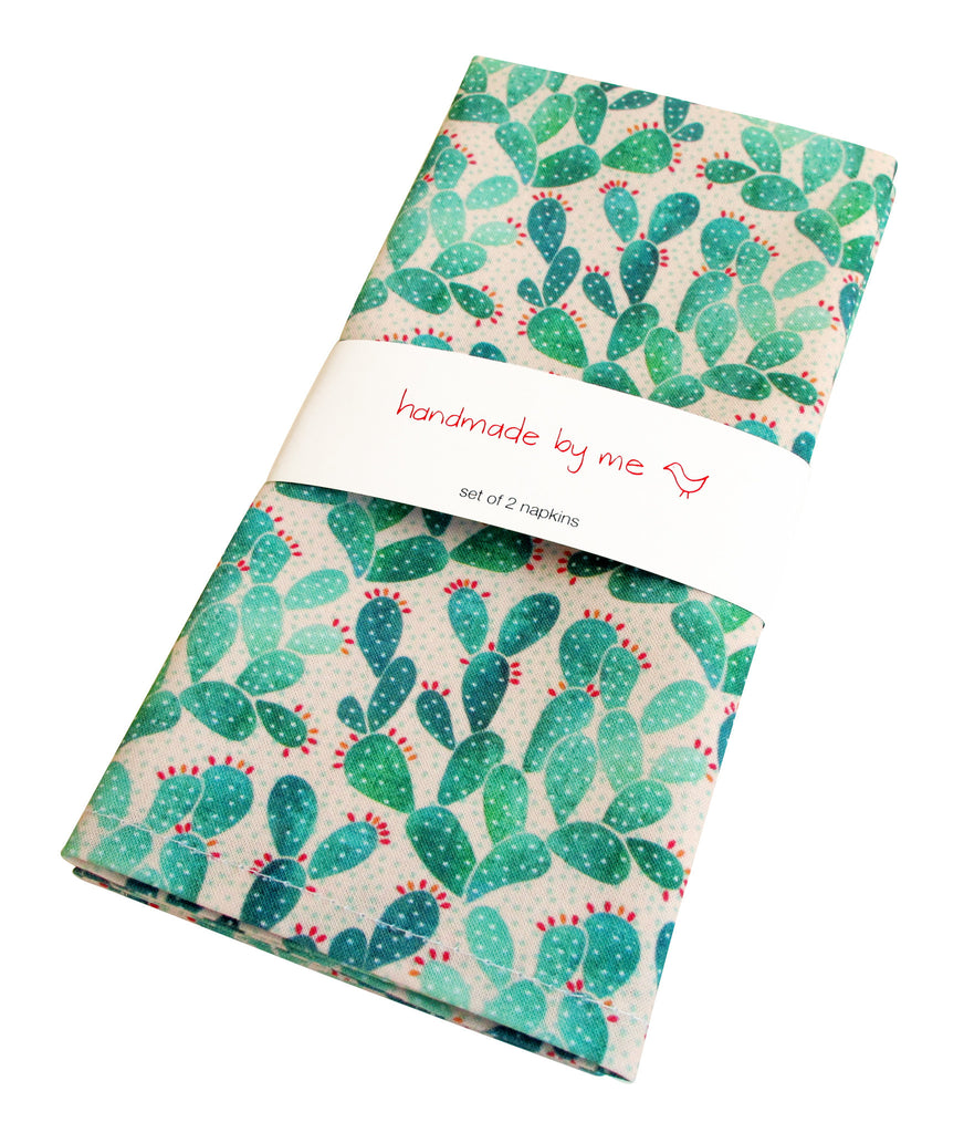 Prickly Pears Napkins (set of 2)