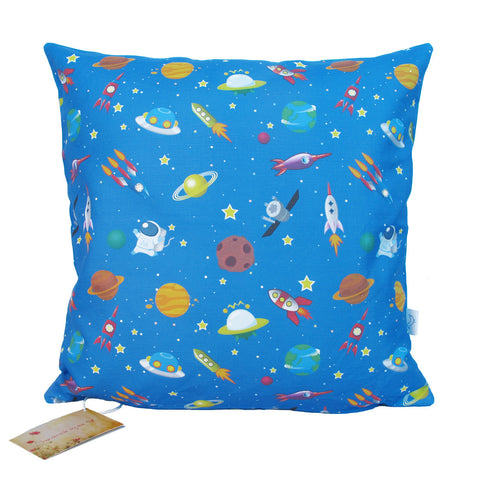 Space Rocket Solar System Fabric