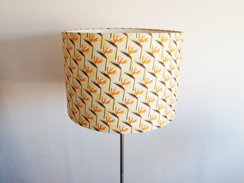 Large standing lampshade - various designs