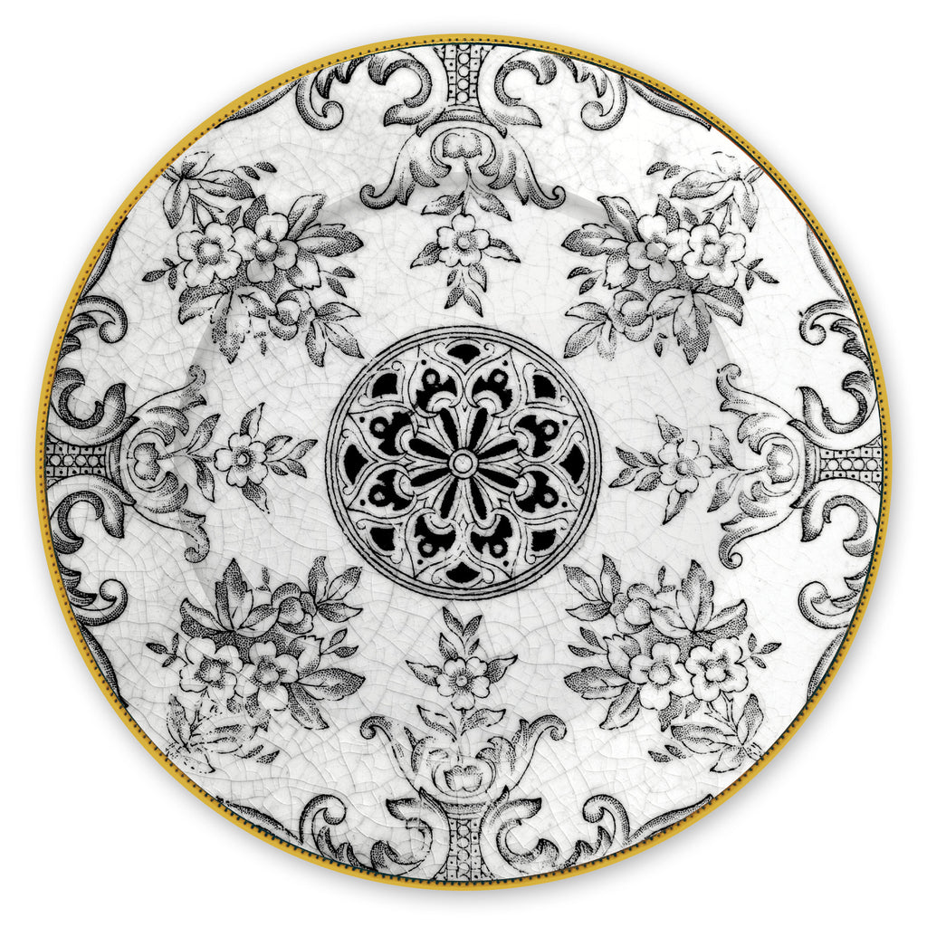 Victoriana Plate Placemats (set of 4)