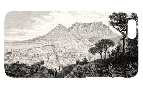 Cape Town Phone Cover - iPhone 4/4S - SALE