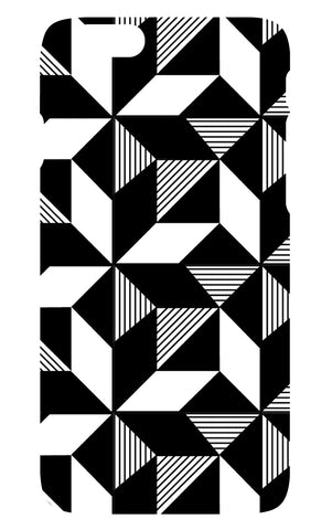 Geometric Monochrome Phone Cover - iPhone 4/4S - SALE
