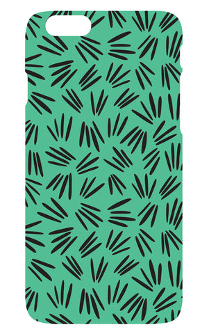 Green Sprigs Pattern Phone Cover