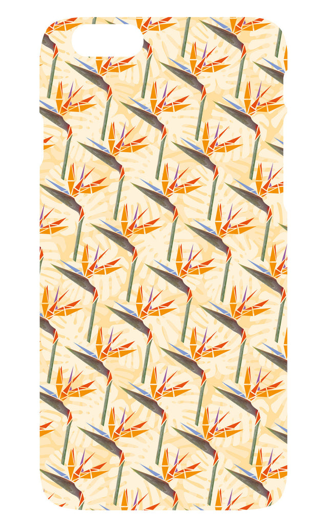 Striking Strelitzias Phone Cover