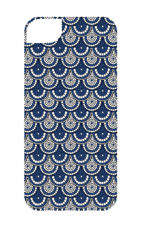 Midnight Blue Mosaic Phone Cover